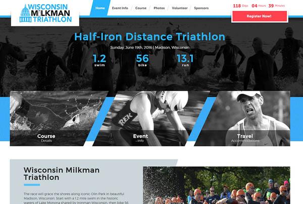 Wisconsin Milkman Triathlon