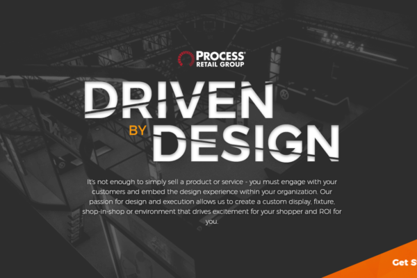 HTML5 Interactive Microsite